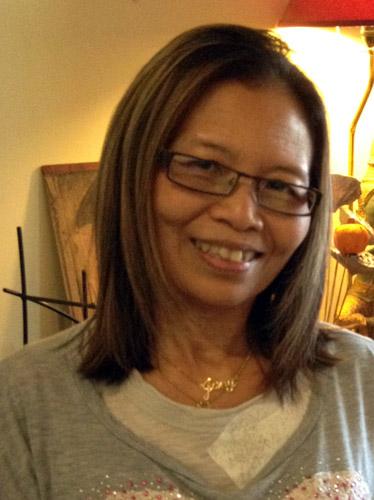 Jang, owner of Bangkok City Thai Cuisine in Rocklin